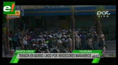 Santa Cruz: Los mañaneros vuelven con asentamientos en el 4to anillo