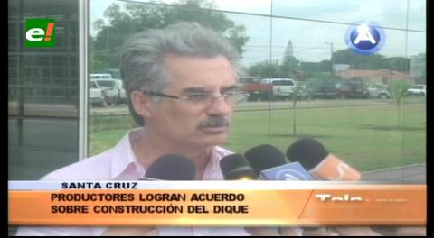 CAO logra acuerdo sobre la construcción ilegal del dique en el Río Grande