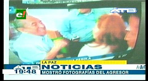 Diputada Piérola denuncia agresión de un desconocido