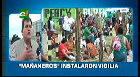 Comerciantes 'mañaneros' se rehúsan a ser trasladados