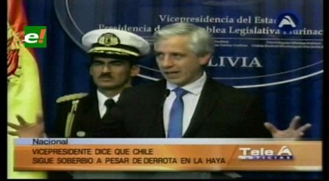 Gobierno boliviano considera que Chile 'mantiene la soberbia' pese a la primera derrota en la CIJ
