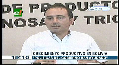 Anapo: Sector oleaginoso satisfecho con las políticas económicas del Gobierno