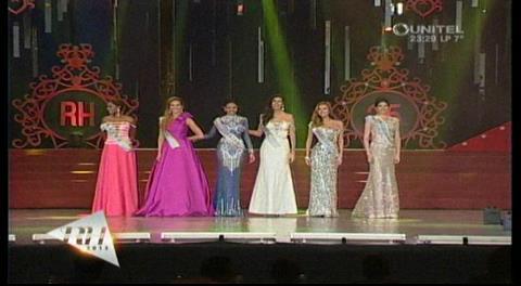 Reina Hispanoamericana 2015: Las 6 finalistas