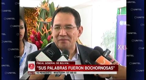 Muro entre Bolivia y Argentina: Ramiro Guerrero lamenta la propuesta de un fiscal argentino