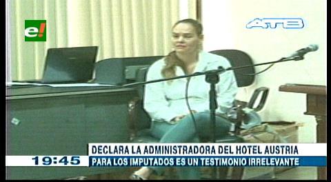 Caso Rózsa: Declaración fugaz de la tercera testigo de la Fiscalía