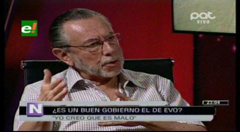 Juan del Granado vuelve a la política para decirle NO a la reelección de Evo Morales