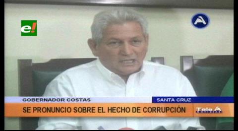 """Rubén Costas: """"El mal de la Justicia es la nula independencia de poderes"""""""