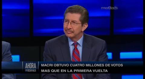 """Sánchez Berzaín: """"Victoria de Macri marca el principio del fin del imperio neo-castrista"""""""
