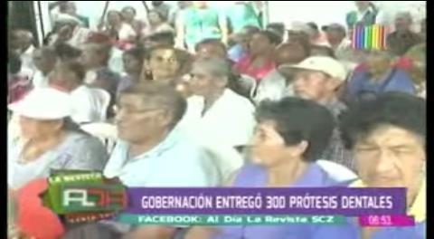 """Durante el 2015, """"Sonrisa Feliz"""" benefició a 6.500 abuelitos"""