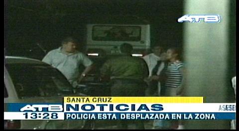 Policía establece que hombre acribillado en San Matías tenía vínculos con el narcotráfico