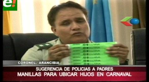 """Santa Cruz: Felcv inicia campaña """"Por un Carnaval Seguro"""""""