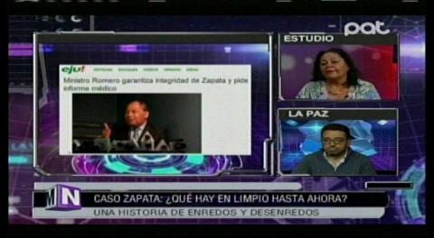 """Caso Zapata: La telenovela """"El Enredo"""""""