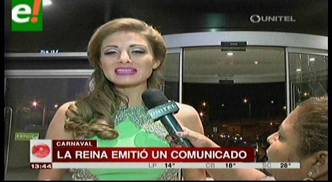 Valeria dice que va a estar 'chalinga' para el Corso