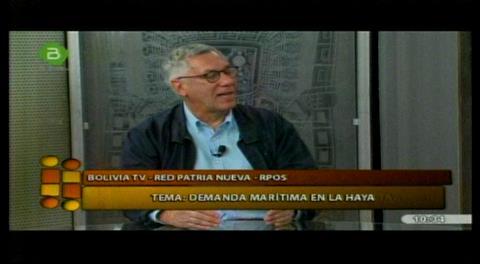 """Veltzé: medios de prensa tuvieron """"una excesiva susceptibilidad"""" por la reunión del equipo jurídico"""