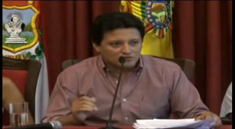 Tarija: empresa asociada a CAMC se habría adjudicado 100 millones de dólares sin licitación en gestión de Condori