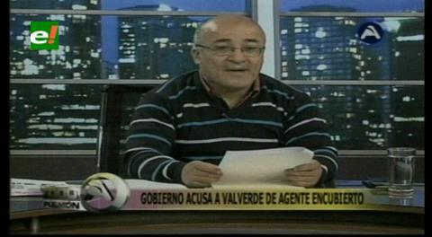 Moldiz confirma objetivo del MAS: Investigar para demostrar inocencia de Evo en caso CAMC