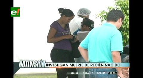 Madre denuncia la muerte de su bebé por supuesta negligencia médica