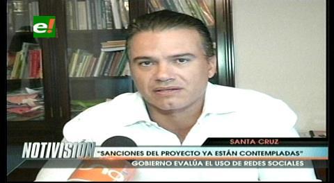 Ernesto Justiniano: Evo intenta restringir redes desde el 2012