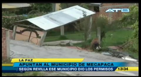 Estabilización de Jupapina requiere demolición de al menos cinco viviendas