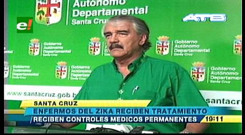 Detectan dos nuevos casos del virus Zika en Santa Cruz
