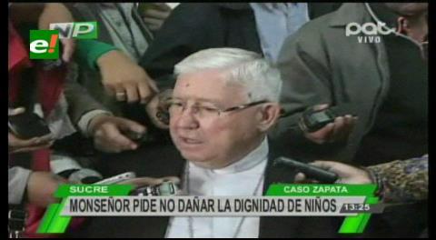"""Jesús Juárez pide no echar """"más leña al fuego"""" en el caso Zapata"""
