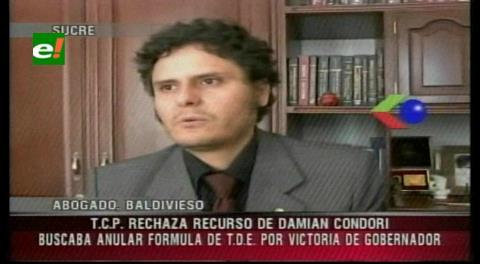 Balotaje: El TCP rechaza la demanda de Condori
