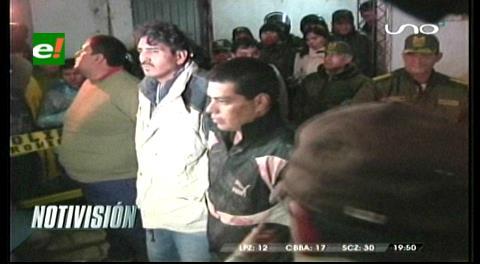 Doce reos son sentenciados por la masacre de Palmasola