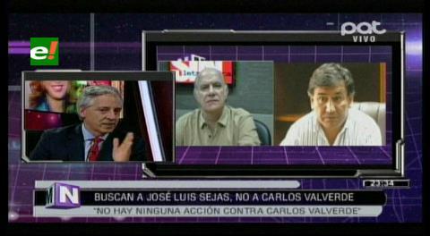 """García Linera a Valverde: """"Se buscaba a otro narcotraficante"""""""