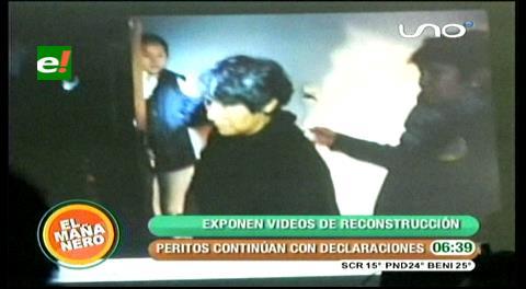 Fiscalía de Cochabamba: Videos muestran que hay dos autores del doble crimen
