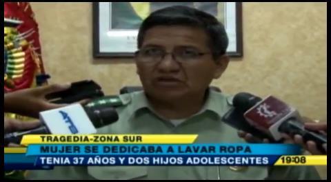 Tres perros pitbull matan a una mujer en Cochabamba