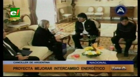 Bolivia y Argentina consolidan integración energética