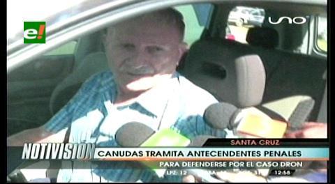 José Canudas niega hechos de corrupción en su gestión