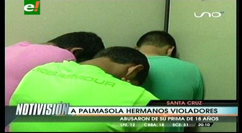 Juez envió a la cárcel a dos jóvenes por dopar y violar a adolescente