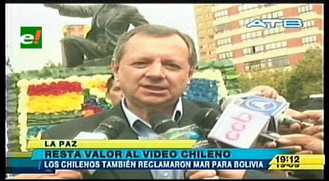 Senador Gonzáles: Spot de Chile trata de confundir y decir que no le debe nada a Bolivia