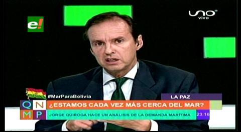 """Tuto: """"Sudamérica quiere tres cosas; paz en Colombia, democracia en Venezuela y mar para Bolivia"""""""