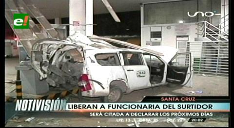 Explosión en surtidor: Operaria debe declarar el 3 de abril en la Felcc