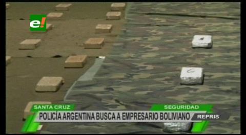 Argentina pide la captura del boliviano Wilson Maldonado, acusado de ser líder de una banda de narcos