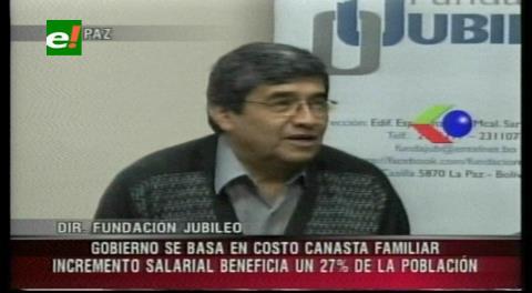 Fundación Jubileo dice que datos de la inflación que da el INE son errados