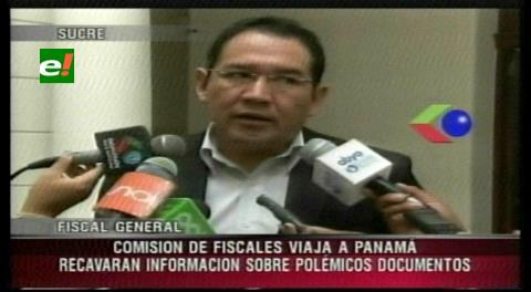 Dos fiscales van a Panamá por el caso de los papeles
