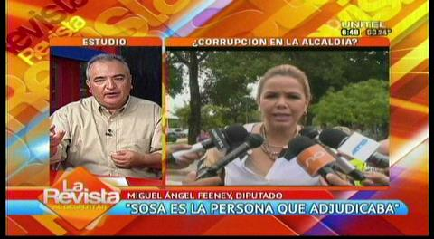 Diputado Feeney cuestiona labor fiscalizadora del Concejo Municipal por el caso Angélica Sosa
