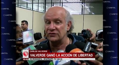 """Carlos Valverde sobre decisión del Tribunal: """"Es un día histórico"""""""