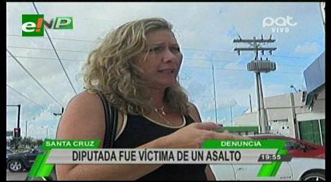 Inseguridad: La diputada Capobianco sufrió un asalto