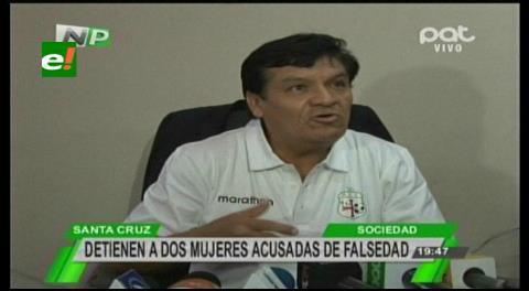 Seduca: Caen acusadas de falsificar sellos y firma de Salomón Morales