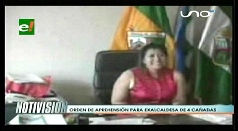 Orden de aprehensión contra ex alcaldesa de Cuatro Cañadas