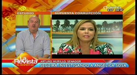Contrato ITC-Alcaldía cruceña: Murillo envió una carta a la Contraloría y al Ministerio de Transparencia