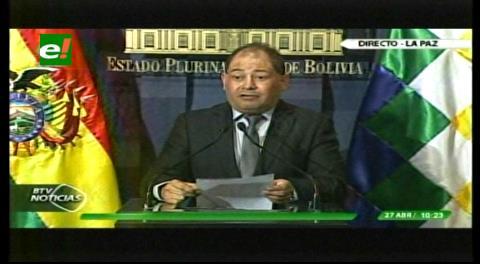 Gobierno boliviano cree que Zapata quería fugarse a Brasil con ayuda de opositores