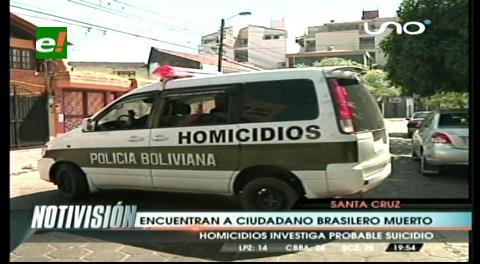 Encuentran muerto en su domicilio a ciudadano brasilero