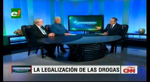 Oppenheimer: Los avances para la legalización de la marihuana y la creciente oposición a la guerra contra las drogas