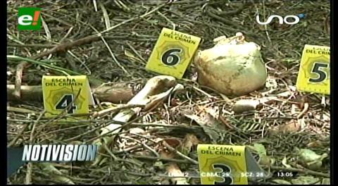 Encuentran restos óseos humanos en el cordón ecológico