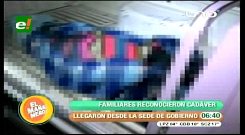 Cochabamba: Sujeto mata a su pareja delante de sus bebés